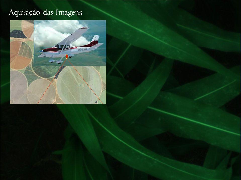 Aquisição das Imagens