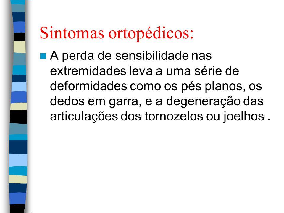 Sintomas ortopédicos: