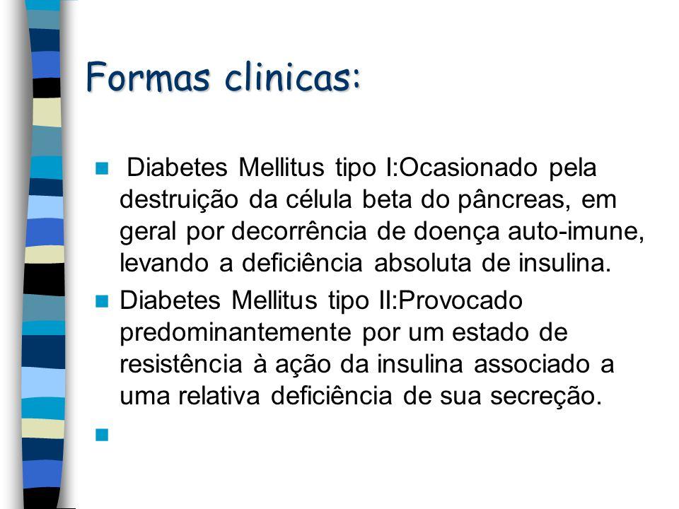 Formas clinicas: