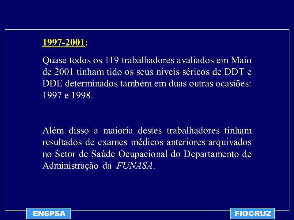 1997-2001:
