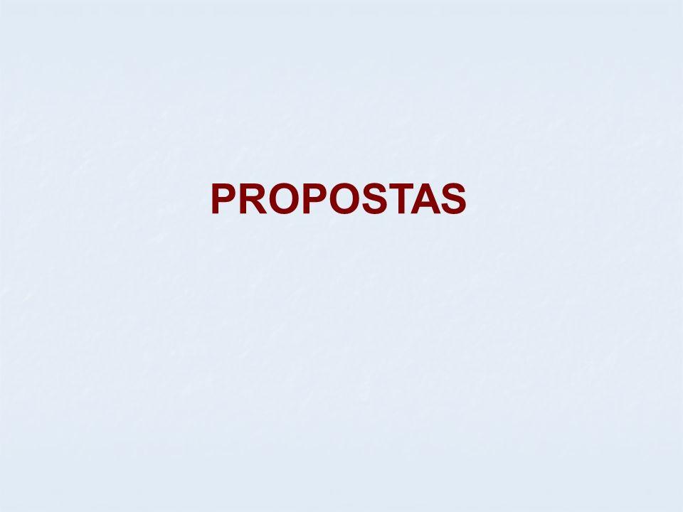 PROPOSTAS