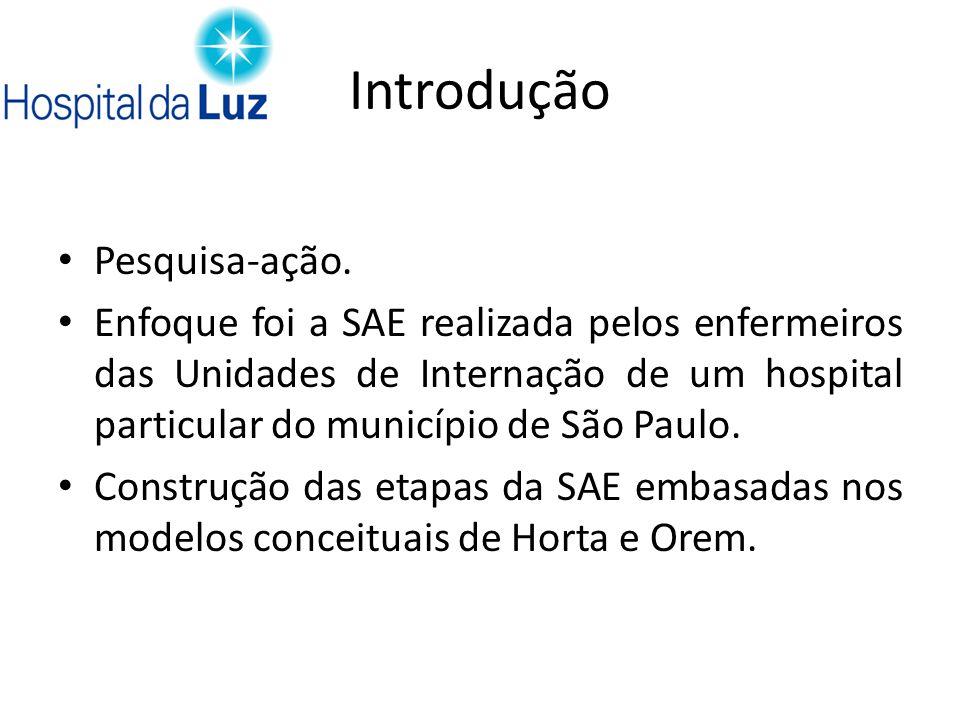 Introdução Pesquisa-ação.