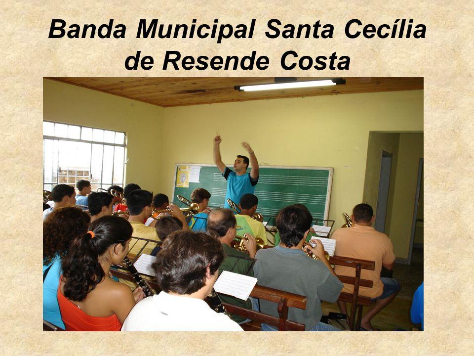 Banda Municipal Santa Cecília de Resende Costa