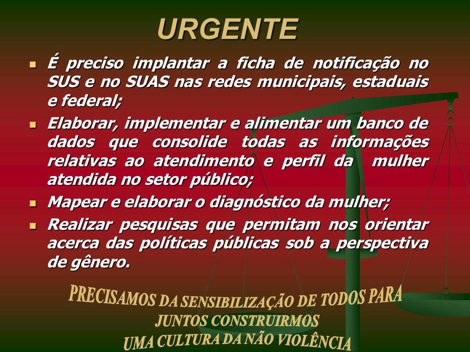 URGENTE PRECISAMOS DA SENSIBILIZAÇÃO DE TODOS PARA JUNTOS CONSTRUIRMOS