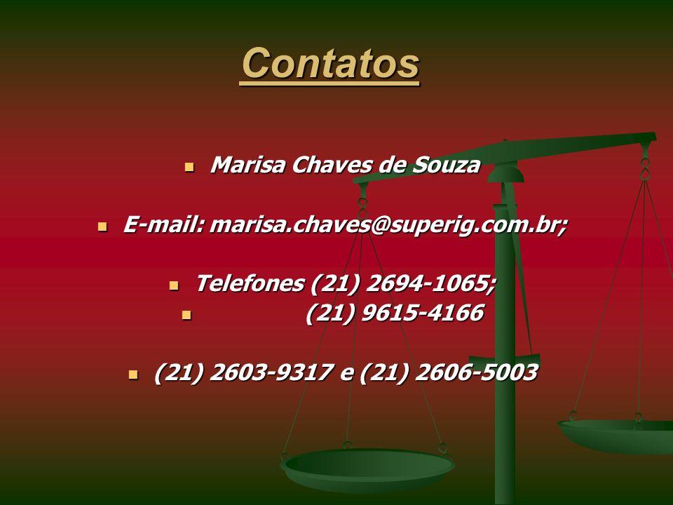 E-mail: marisa.chaves@superig.com.br;