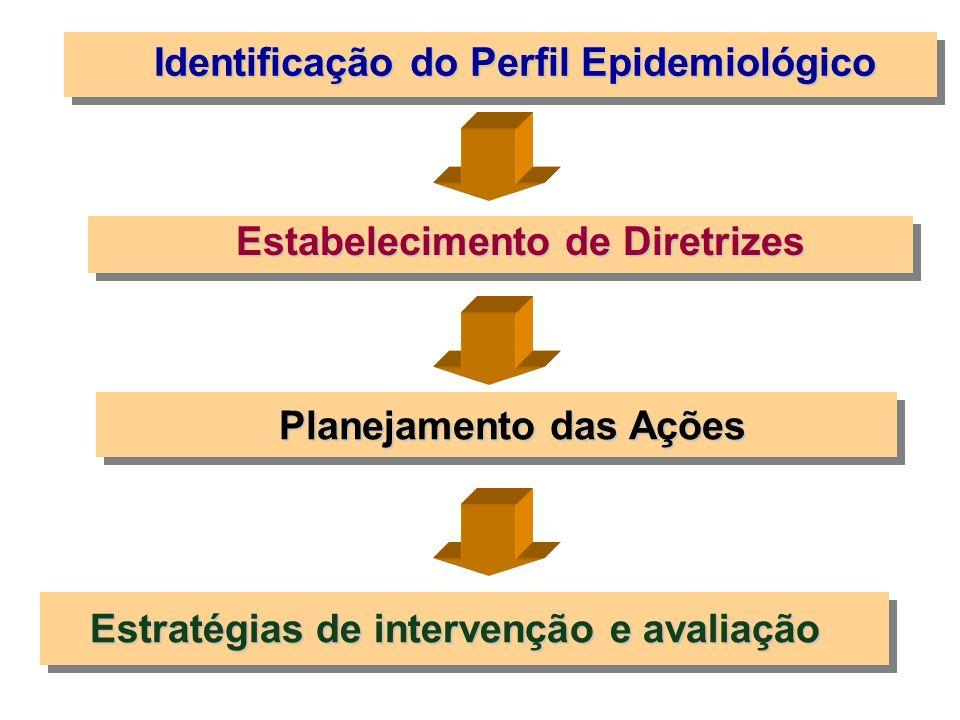 Identificação do Perfil Epidemiológico