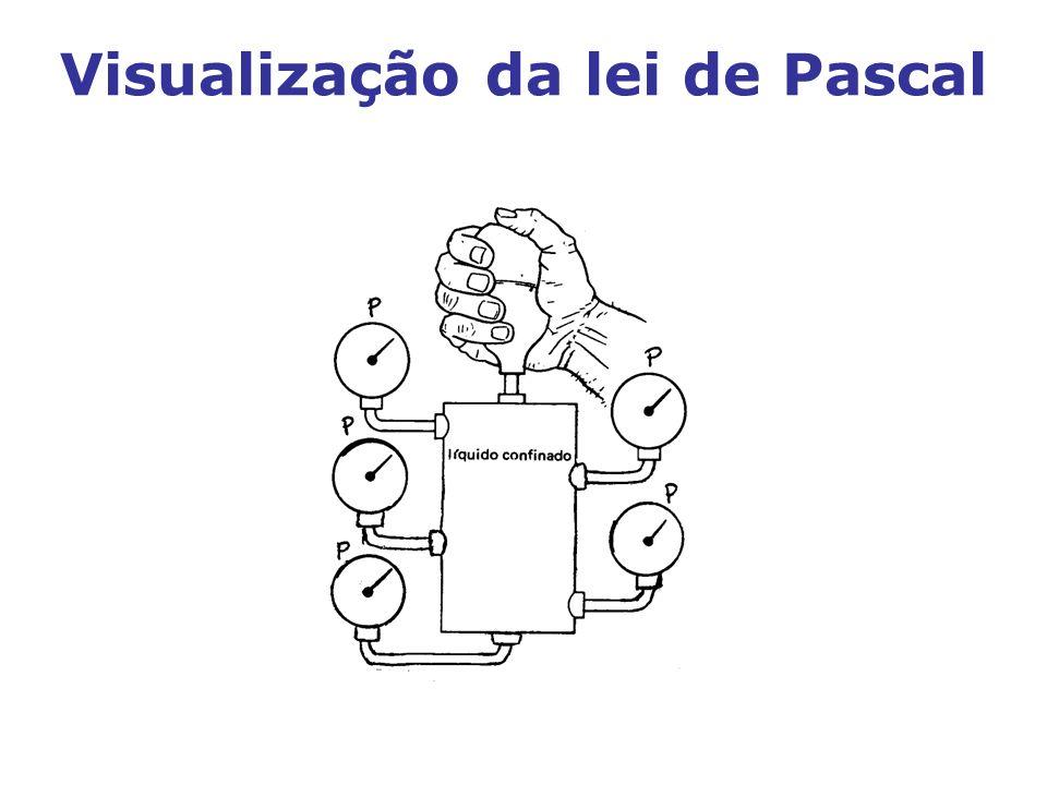 Visualização da lei de Pascal