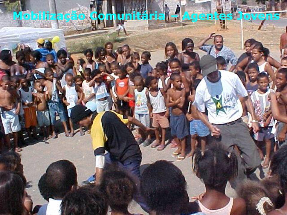 Mobilização Comunitária – Agentes Jovens