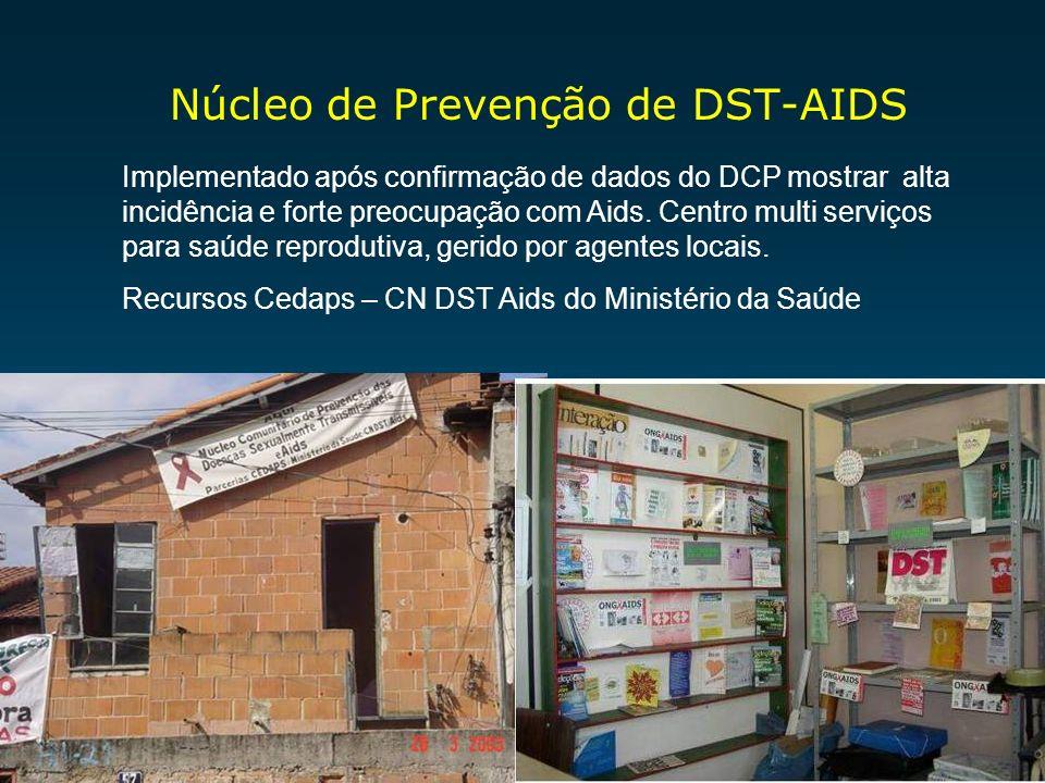 Núcleo de Prevenção de DST-AIDS