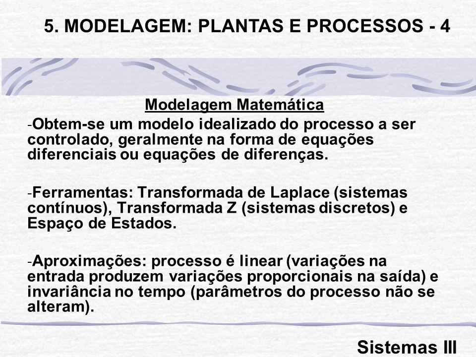 5. MODELAGEM: PLANTAS E PROCESSOS - 4