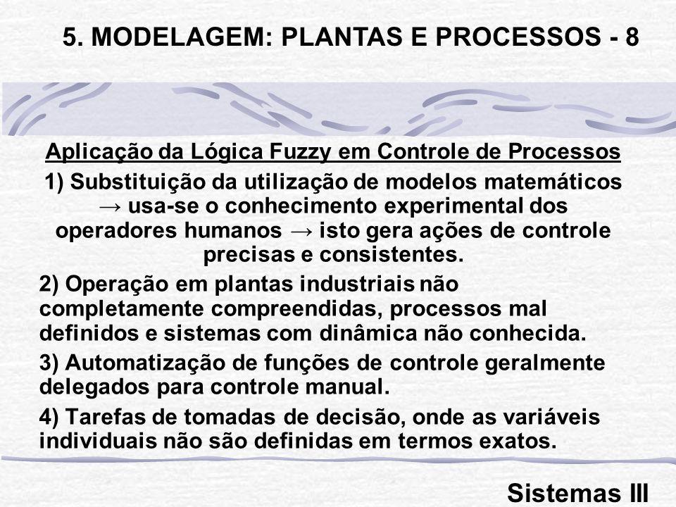 5. MODELAGEM: PLANTAS E PROCESSOS - 8
