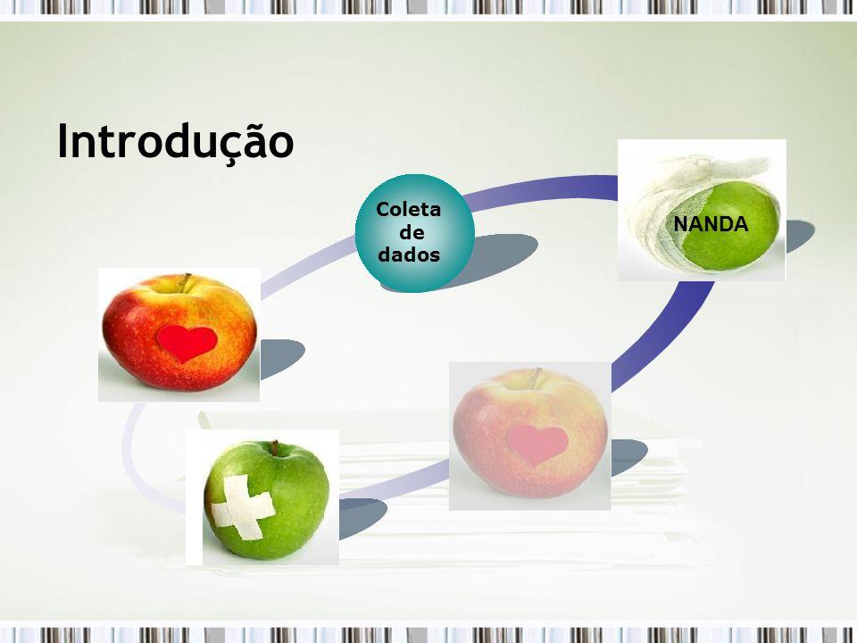 Introdução NANDA NANDA NOC N O C NIC Coleta de dados