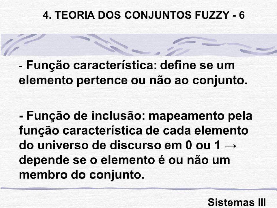 4. TEORIA DOS CONJUNTOS FUZZY - 6
