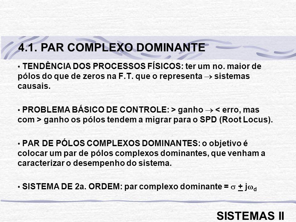 4.1. PAR COMPLEXO DOMINANTE