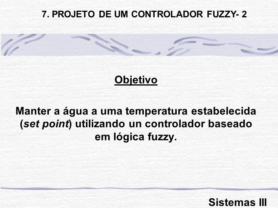 7. PROJETO DE UM CONTROLADOR FUZZY- 2