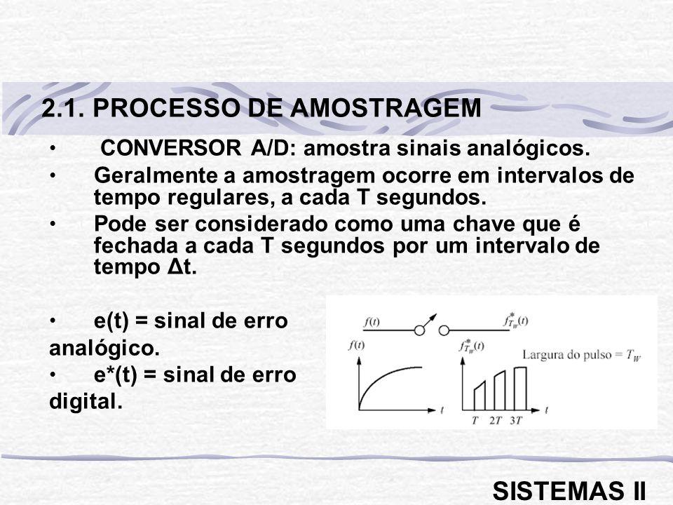 2.1. PROCESSO DE AMOSTRAGEM