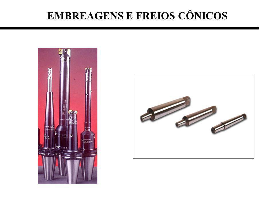 EMBREAGENS E FREIOS CÔNICOS