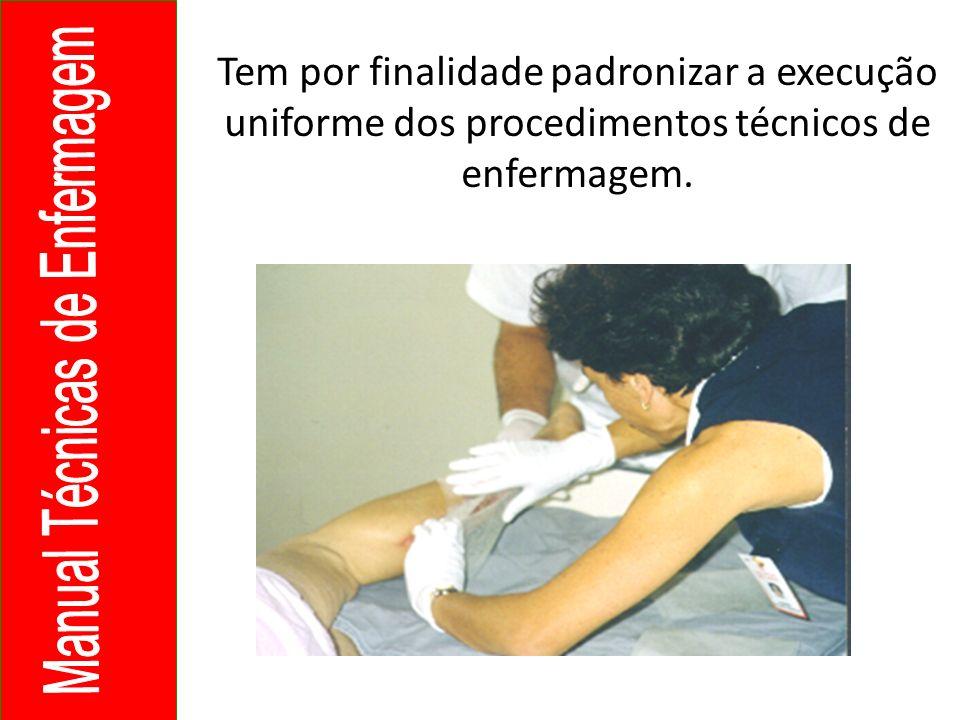 Manual Técnicas de Enfermagem