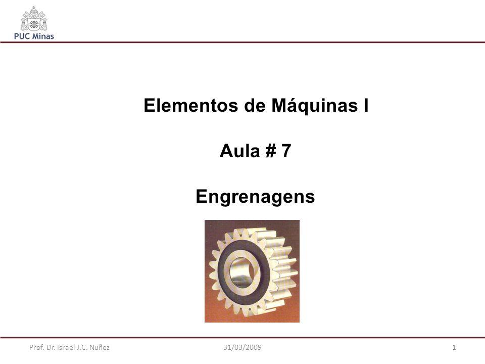 Elementos de Máquinas I