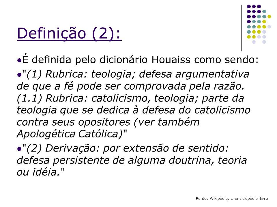 Fonte: Wikipédia, a enciclopédia livre