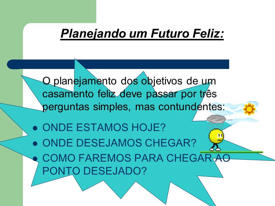 Planejando um Futuro Feliz: