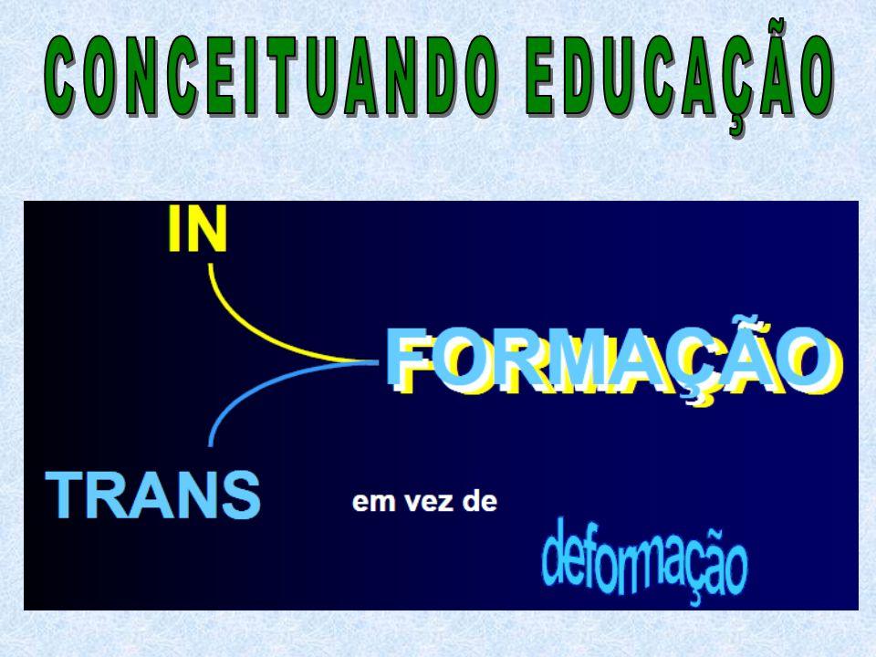 CONCEITUANDO EDUCAÇÃO