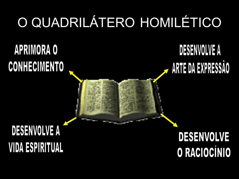 O QUADRILÁTERO HOMILÉTICO