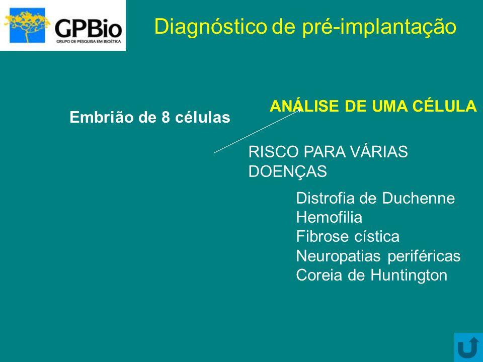 Diagnóstico de pré-implantação