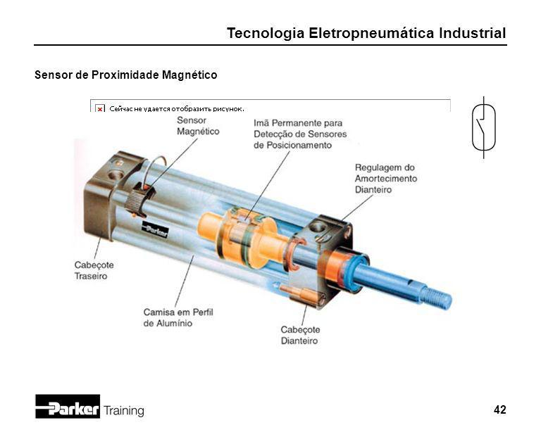 Sensor de Proximidade Magnético