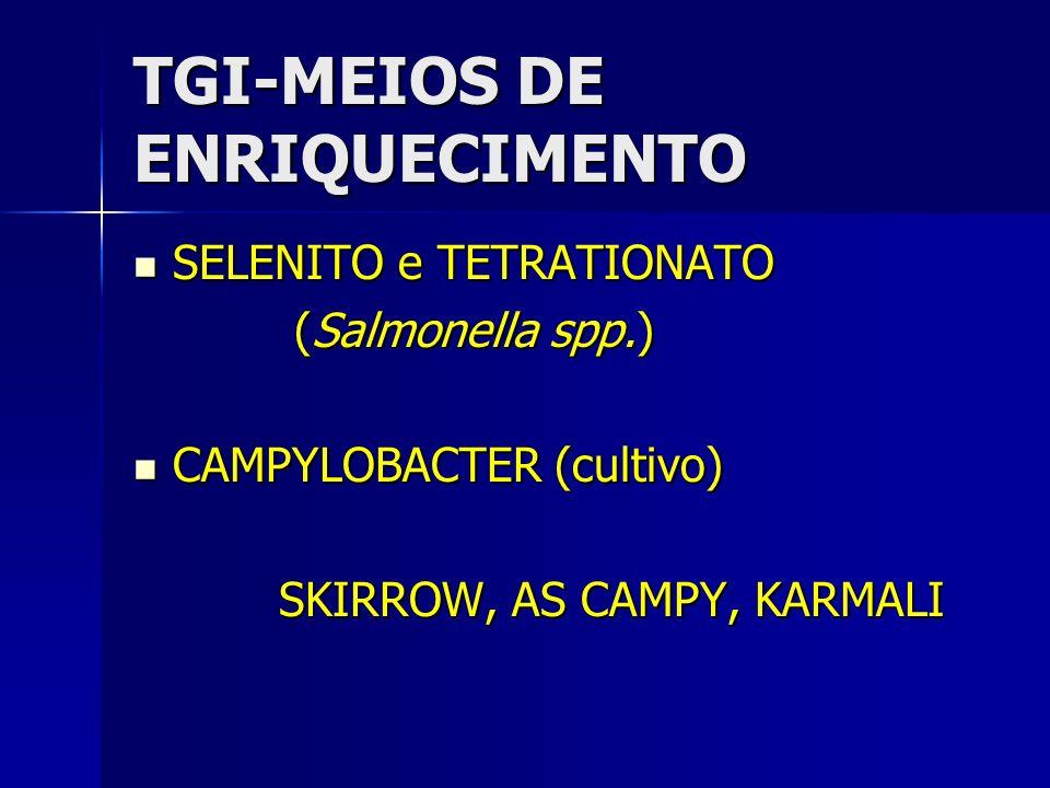 TGI-MEIOS DE ENRIQUECIMENTO
