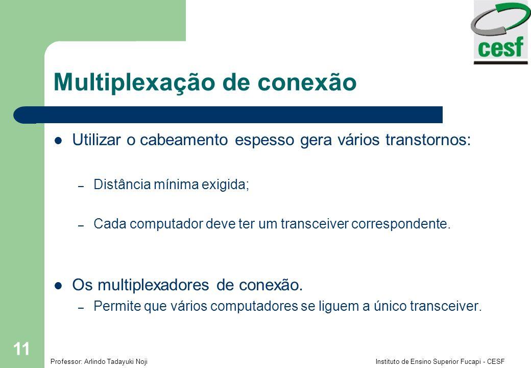 Multiplexação de conexão