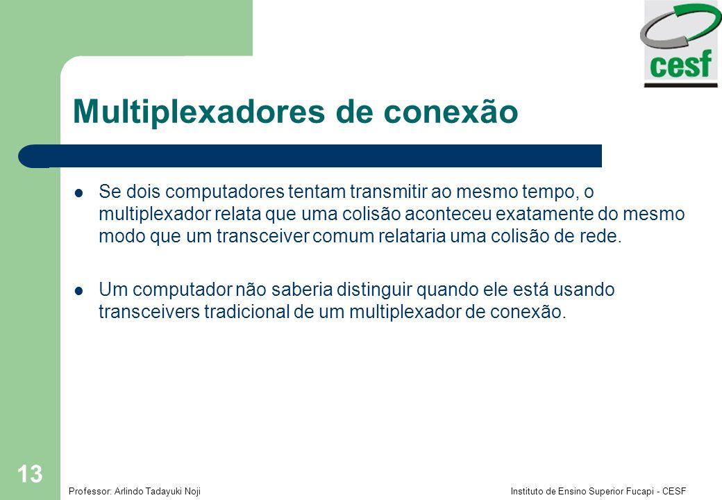 Multiplexadores de conexão