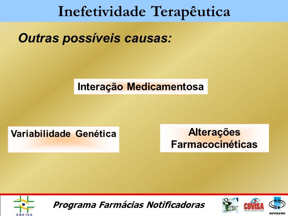 Inefetividade Terapêutica