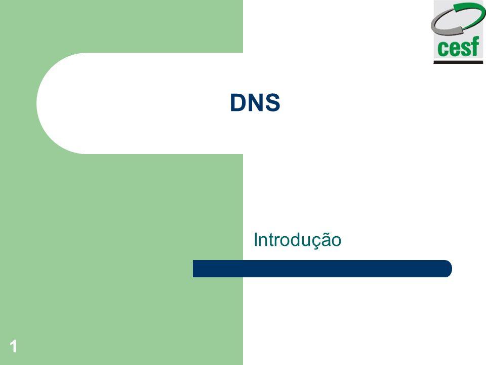 DNS Introdução