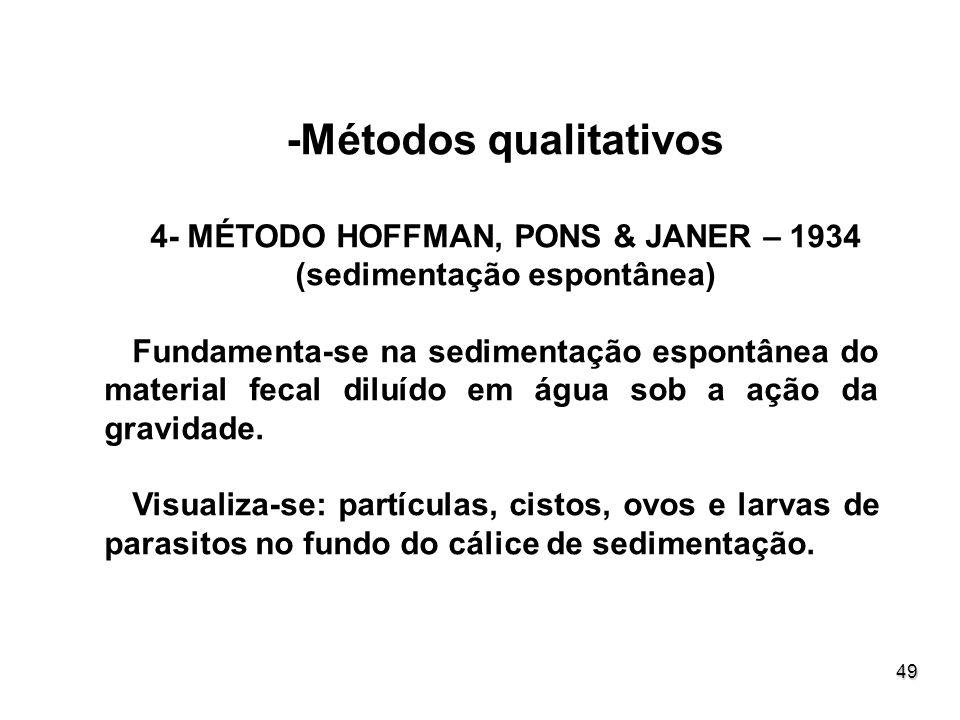 -Métodos qualitativos