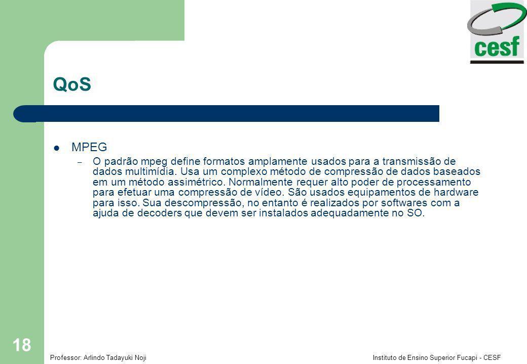 QoS MPEG.