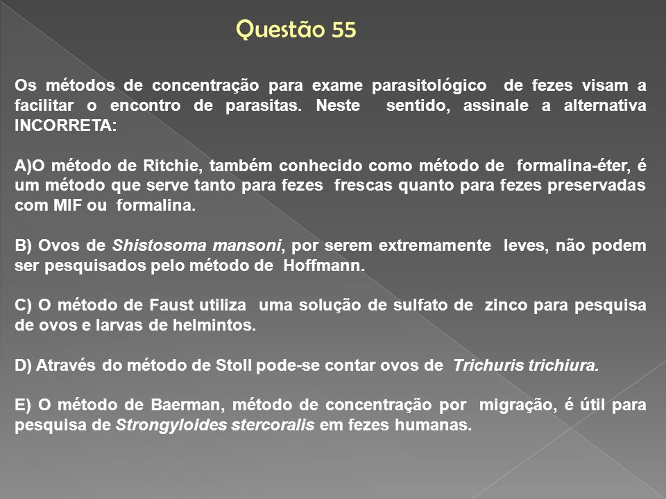 Questão 55