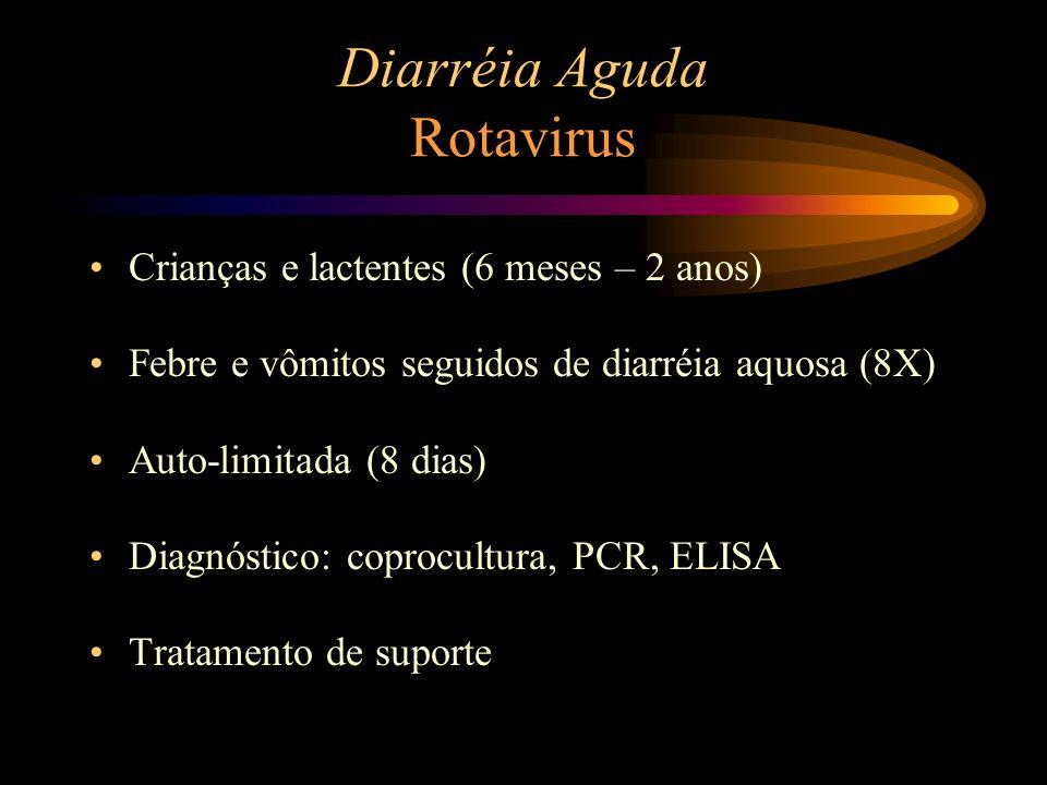 Diarréia Aguda Rotavirus