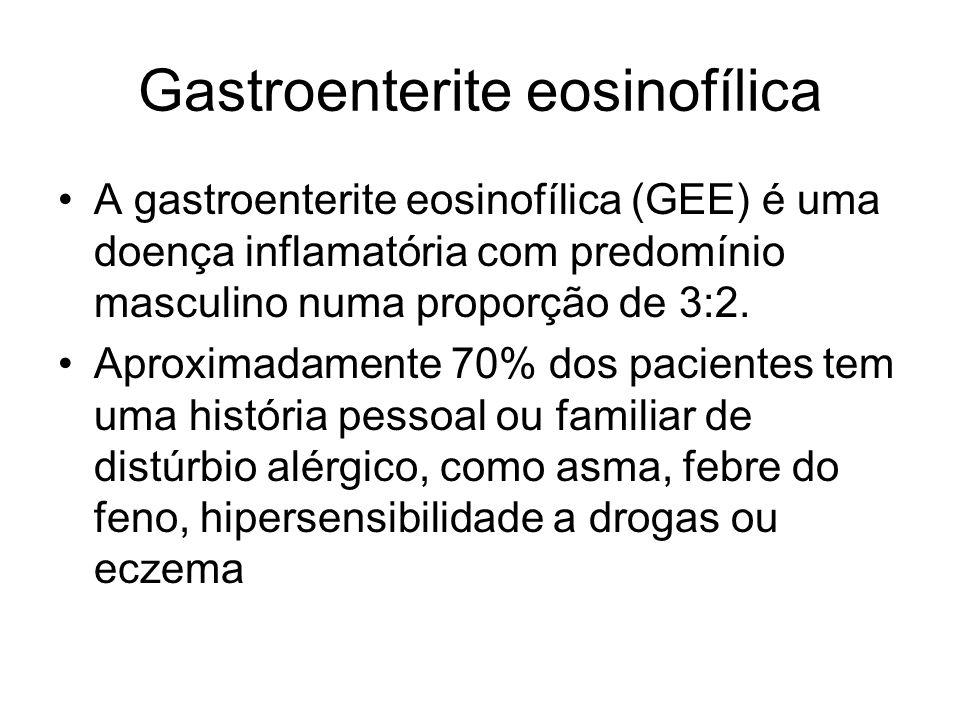 Gastroenterite eosinofílica