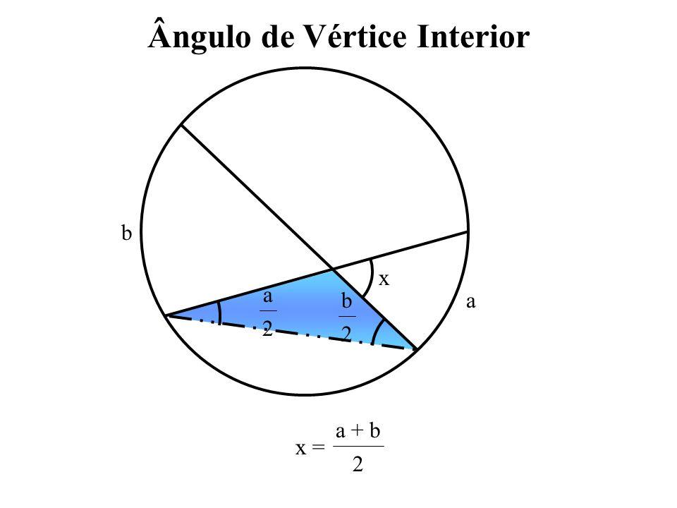 Ângulo de Vértice Interior