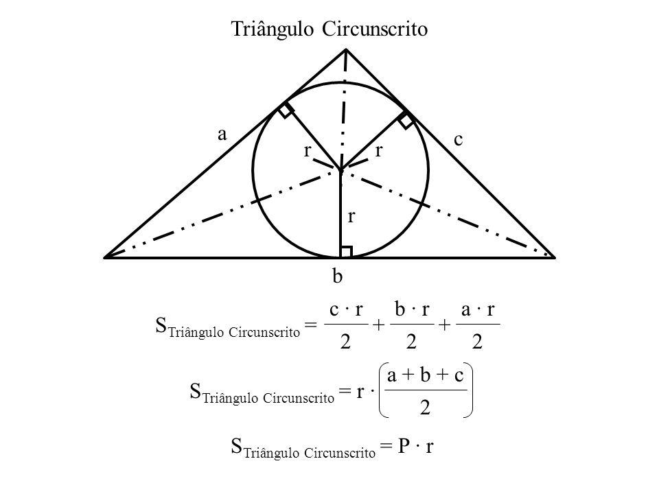Triângulo Circunscrito