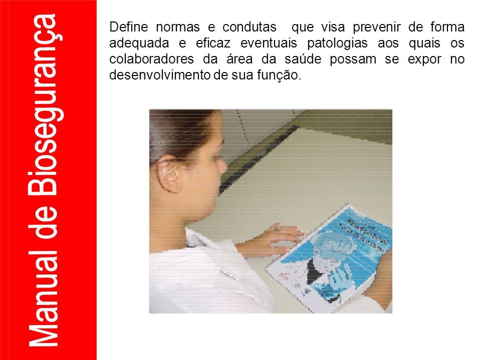 Manual de Biosegurança