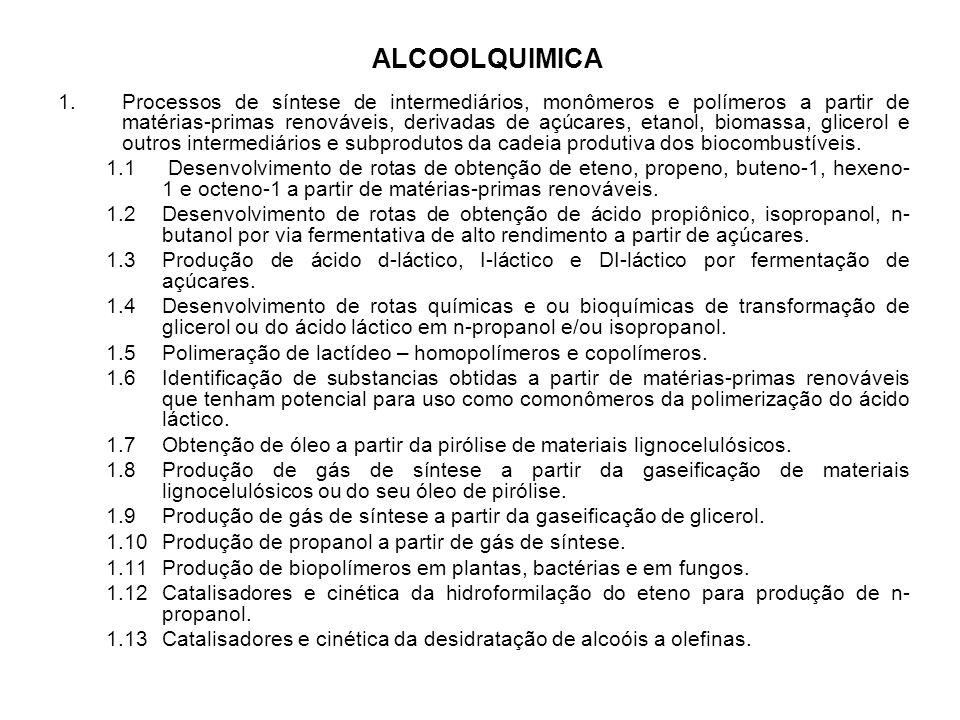 ALCOOLQUIMICA