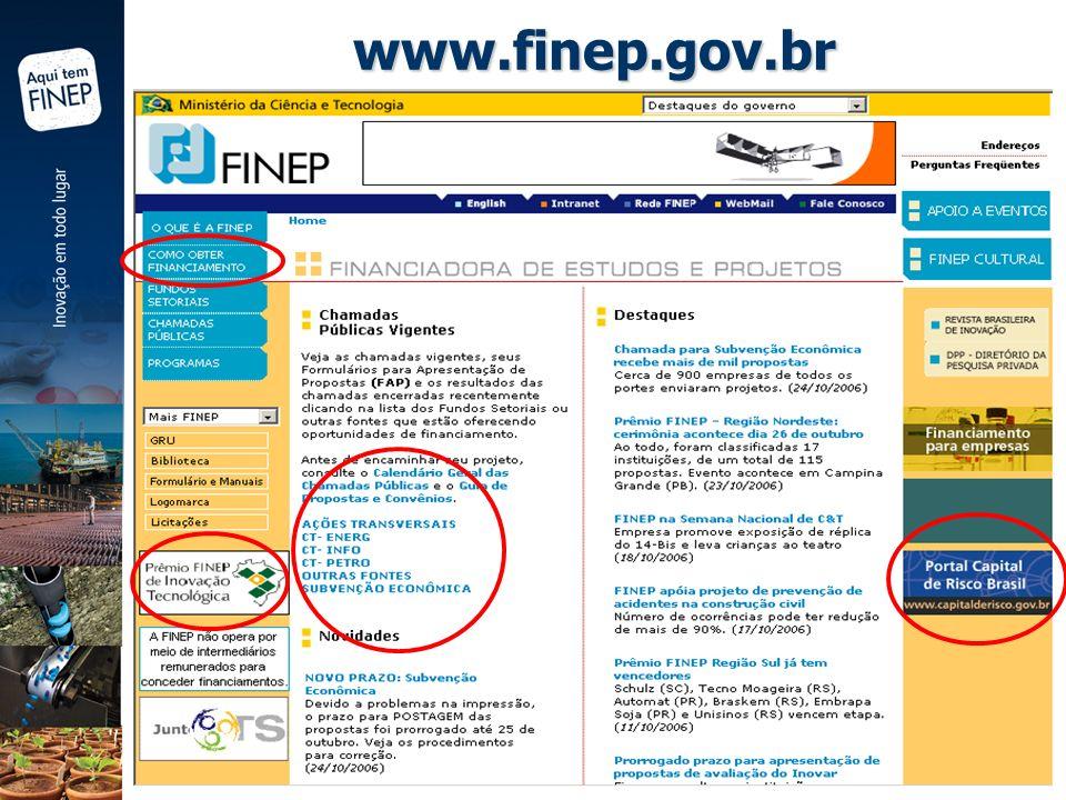 www.finep.gov.br