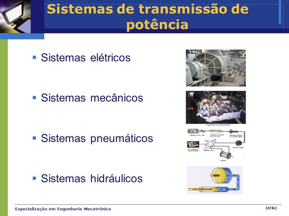 Sistemas de transmissão de potência