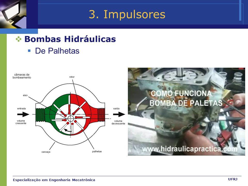 3. Impulsores Bombas Hidráulicas De Palhetas