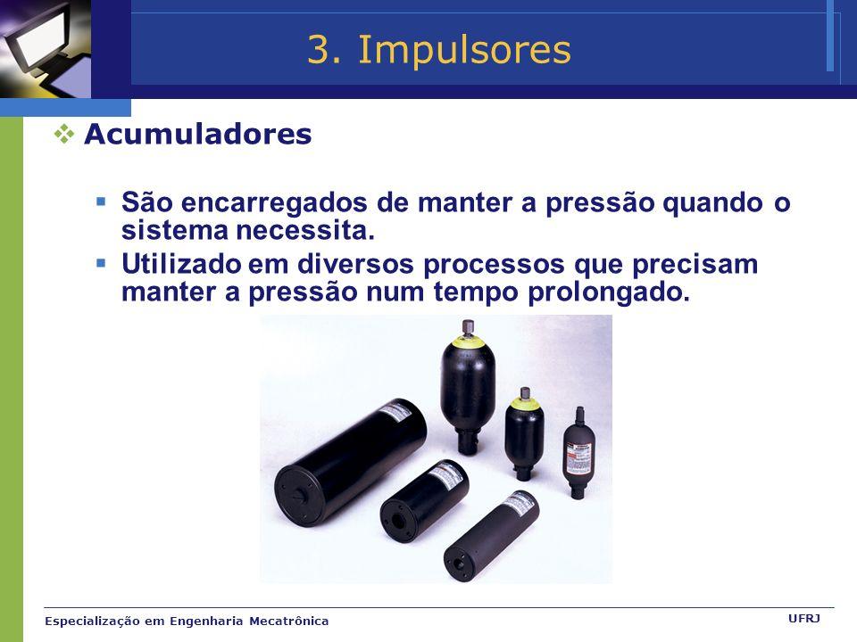 3. Impulsores Acumuladores