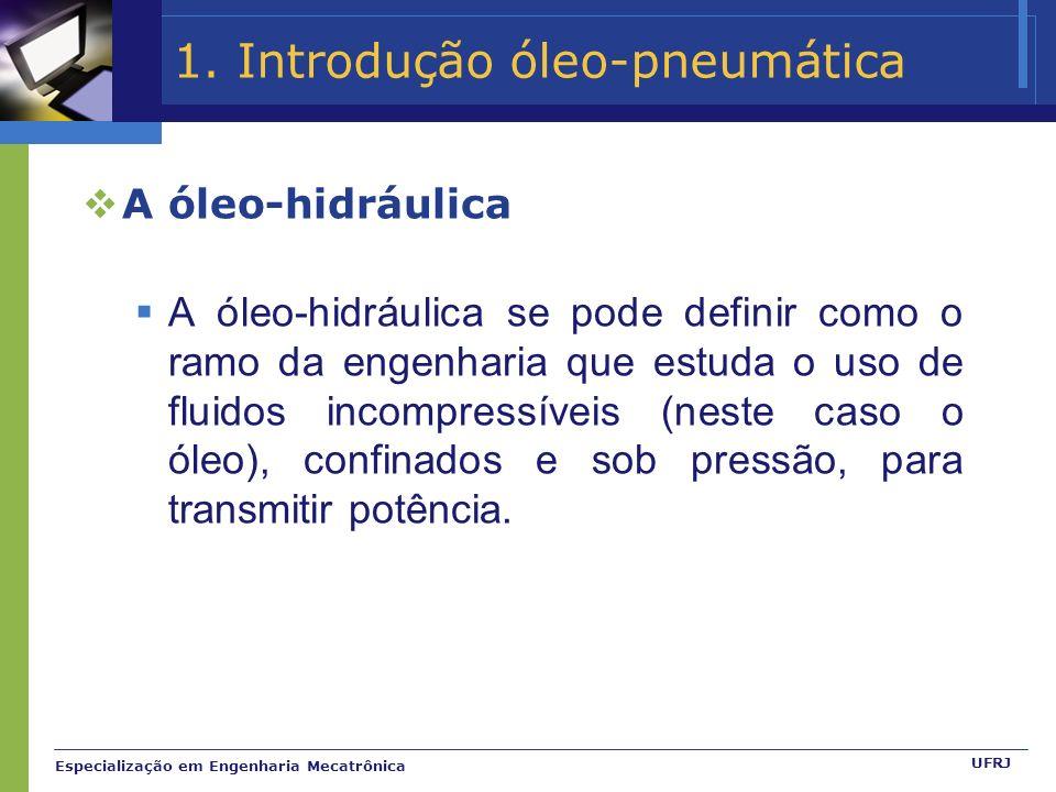 1. Introdução óleo-pneumática