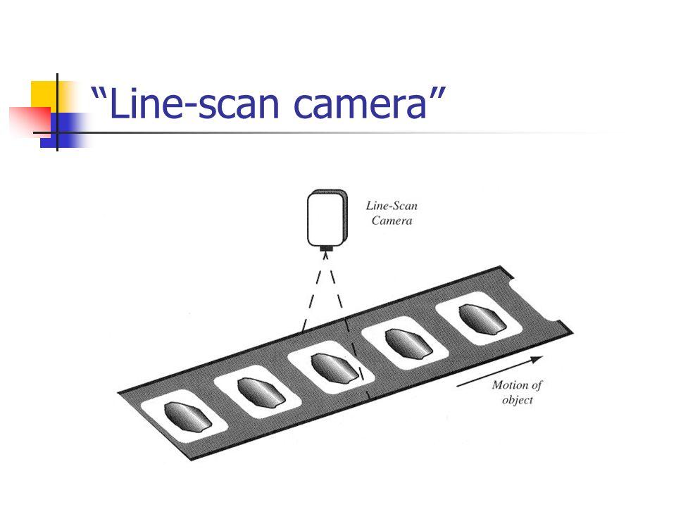 Line-scan camera