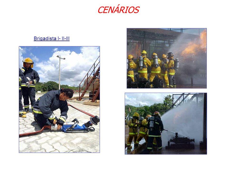 CENÁRIOS Brigadista l- Il-lll